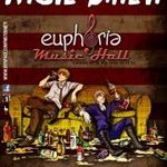 Concert NISTE BAIETI in Euphoria Music Hall Cluj