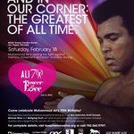 SAMMY HAGAR: Muhammad Ali ar trebui sarbatorit in fiecare zi