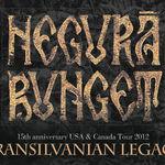 NEGURA BUNGET anunta datele turneului din America si Canada