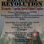 Datele turneului Dracula Revolution: IRIS si CARGO