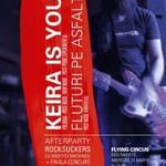 Concert KEIRA IS YOU in Flying Circus din Cluj