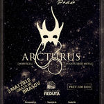 Concert ARCTURUS la Brasov: Detalii oficiale!