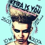 Concert KEIRA IS YOU in club Control din Bucuresti