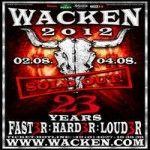 Vezi aici ordinea provizorie pentru Wacken Open Air 2012