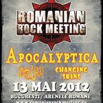 ROMANIAN ROCK MEETING 2012 anunta o noua trupa