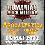 ROMANIAN ROCK MEETING 2012 anunta o noua trupa