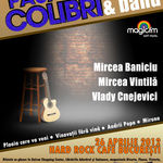 Concert PASAREA COLIBRI in Hard Rock Cafe