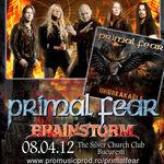 Ultimele bilete promotionale la concertul PRIMAL FEAR de la Bucuresti