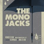 Concert THE MONO JACKS in Wings Club Bucuresti