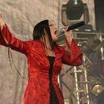 Tarja canta la Metal Female Voices Fest