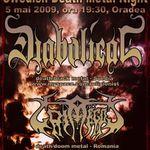 Detalii despre concertul Diabolical si Grimegod la Oradea