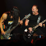 Live footage METALLICA in Mexico City