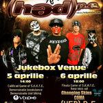 Programul concertului (HED) P.E. la Bucuresti