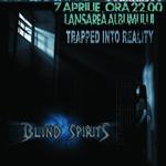 Lansare BLIND SPIRITS in Damage Rock Club