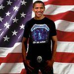 Barack Obama: Stiu ca Dave Mustaine nu a compus pentru Metallica