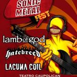 Solistul LAMB OF GOD a cantat alaturi de Hatebreed (video)