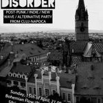 New Disorder Party pleaca prin tara!