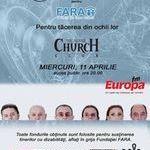 Concert caritabil TAXI in Silver Church Bucuresti