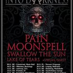 PAIN, MOONSPELL si LAKE OF TEARS pornesc in turneu