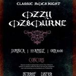 Classic Rock Night OZZY OSBOURNE si expozitie la Iasi