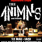 Concert THE ANIMALS la Iasi
