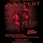 Concert de lansare MONARCHY in Jukebox Venue