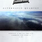 Concert ALTERNATIV QUARTET in Gambrinus Pub din Cluj