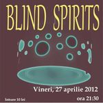 Concerte BLIND SPIRITS si REBORN in Ageless Club