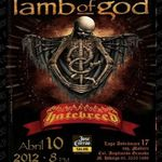 LAMB OF GOD au fost intervievati in Mexic (video)
