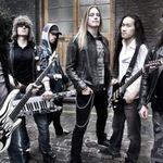 Filmari cu DRAGONFORCE in Canada