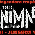 Promo pentru concertul THE ANIMALS din Jukebox