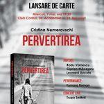Concert SEMNE la lansarea romanului Pervertirea in club Control