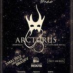 Poze cu ARCTURUS in concert la Brasov