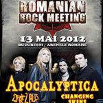 RRM 2012 Apocalyptica: ultimele detalii si reguli de acces