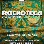 Rockoteca si proiectie Behemoth la Iasi