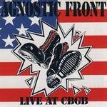 Agnostic Front relanseaza Live At CBGB's