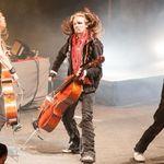 Poze de la concertul Apocalyptica la Arenele Romane