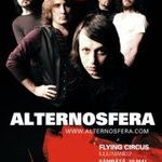 Concert Alternosfera in Flying Circus Pub din Cluj