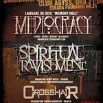 Concert Mediocracy si Spiritual Ravishment in Oradea