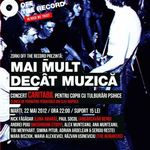 Mai mult decat Muzica: eveniment caritabil in Zorki Off The Record Cluj