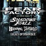 Urmareste integral concertul Fear Factory din Sacremento