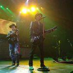 Izzy Stradlin a cantat cu Guns N' Roses la Londra (video)