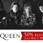 Happy Mondays: Reduceri la muzica Queen!