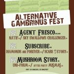 Alternative Gambrinus Fest in Gambrinus Pub din Cluj-Napoca