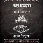 Trupele metal din Bucuresti se unesc pentru Raluca. Concert caritabil!