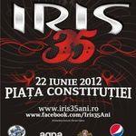Castiga doua bilete la concertul aniversar Iris 35 de ani