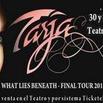 Tarja Turunen dezvaluie tracklist-ul primului sau album live