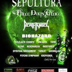 Schimbare de locatie pentru Festivalul Rock Evolution Oradea