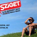Noi formatii confirmate la Sziget Festival 2012