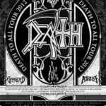 A inceput turneul Death To All, in memoriam Chuck Schuldiner (video)